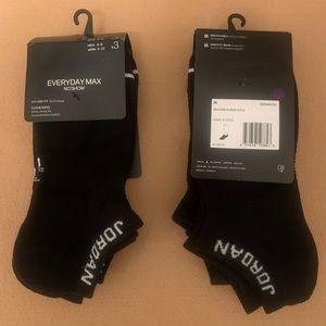 *New* Unisex Jordan Everyday Max No-Show Socks